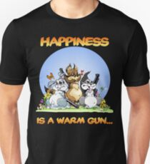 Happiness Is a Warm Gun... T-Shirt