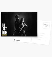 Postales The last of us