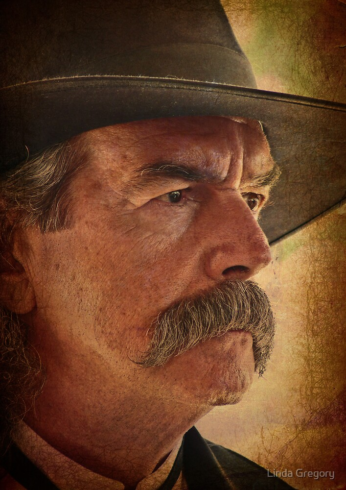 Wyatt Earp by Linda Gregory