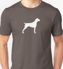 German Shorthaired Pointer Silhouette(s) T-Shirt
