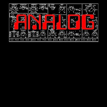 Analog Sounds Better Synthesizer Sampler Modular by Tengerimalac75