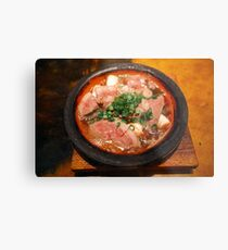 japanese food ~  Metal Print