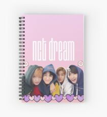 NCT DREAM 00 LINE Spiral Notebook