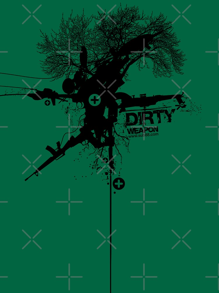 Dirty Weapon by sub88