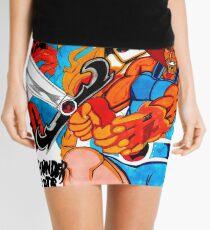 Thunder Cats On The Loose Classic Mini Skirt