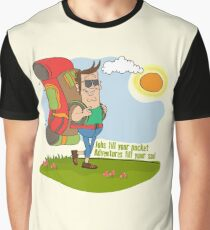 Adventures fill your soul Graphic T-Shirt