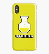 Stamina potion iPhone Case