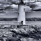 Portsmouth Harbor Light by RonSparks