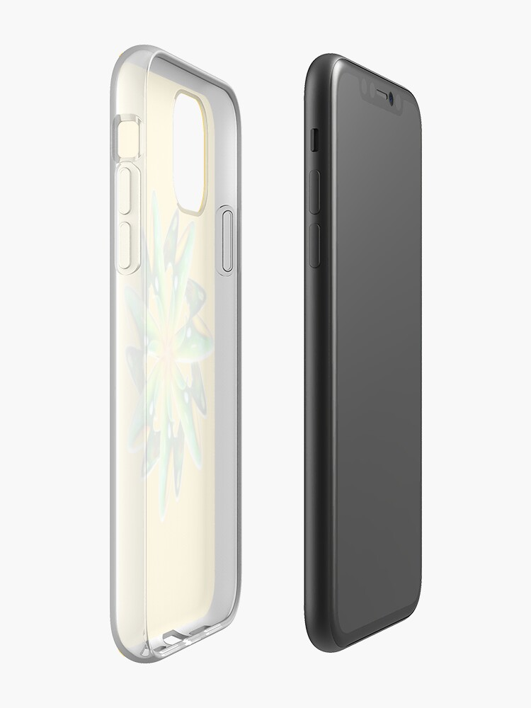 pochette iphone 8 plus gucci | Coque iPhone «Pinwheel orange», par JLHDesign