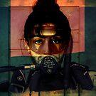 Self portrait by Tito Victoriano