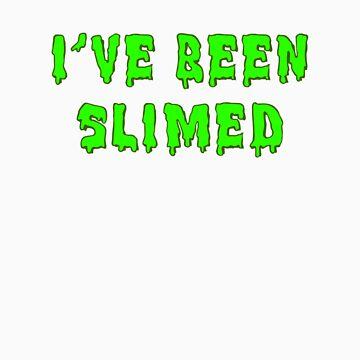Slimed by Beetlejuice
