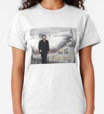 Lucifer London B/W Classic T-Shirt