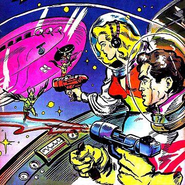 BATTLE IN SPACE 2 by IMPACTEES
