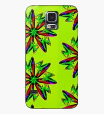 Psychedelic Pinwheel Case/Skin for Samsung Galaxy
