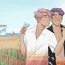 beach day! by beel