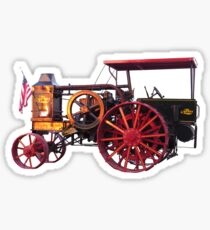 1913 Rumely Oil Pull Tractor Sticker
