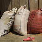 Bags of Grain by Leonie Harris
