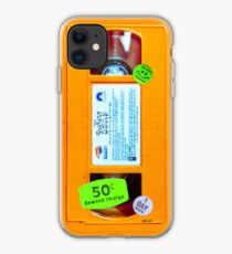 Slime Orange VHS Rug Rats iPhone-Hülle & Cover