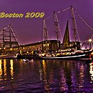 Sail Boston - 2009 by LudaNayvelt