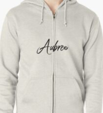 Hey Aubree buy this now Zipped Hoodie