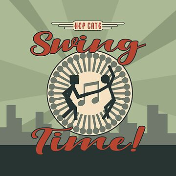 Swing Time Era by thepixelgarden