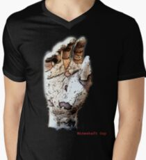 the hand - black and white T-Shirt