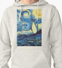 Debian Starry Night Pullover Hoodie