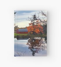 Fall on Waverley Road Hardcover Journal
