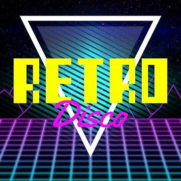 Retro disco by AndroidZ