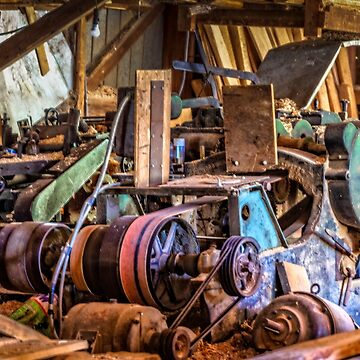 Saw mill by eyelife