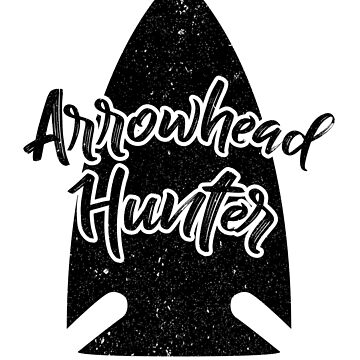 Arrowhead Hunter Shirt Native Americans Artifacts Shirt by catcatcatlife
