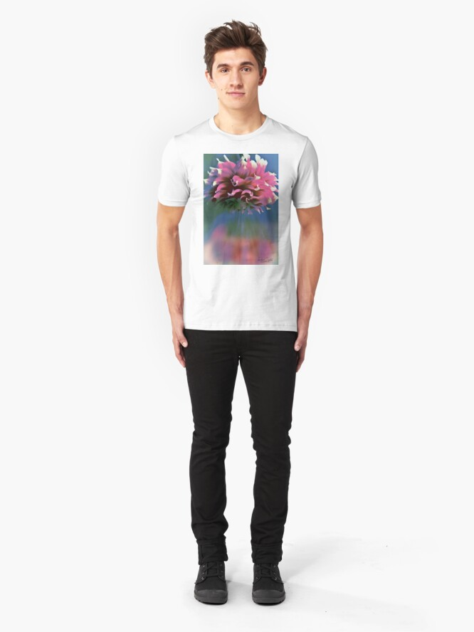 Alternate view of Letting Off Steam Slim Fit T-Shirt