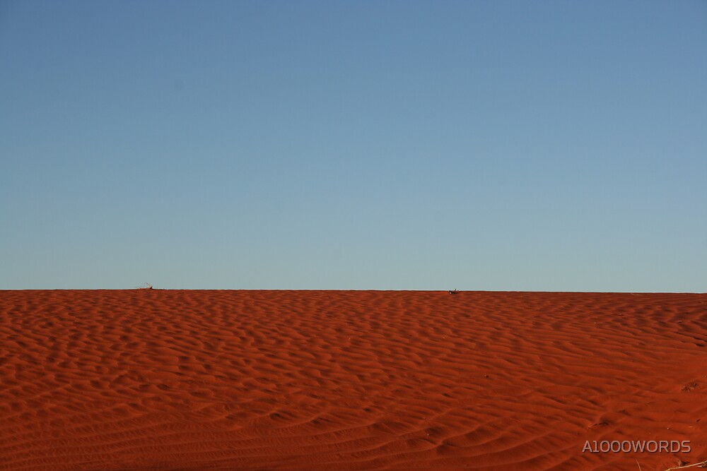Dune... by A1000WORDS