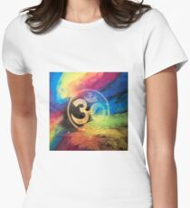 OM Women's Fitted T-Shirt