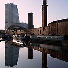 Canal Dawn by mmrich