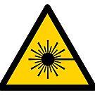 Warning Laser Radiation by Rupert Russell