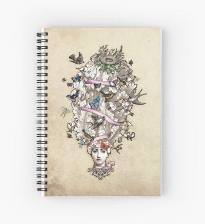 Her Wild Life Spiral Notebook