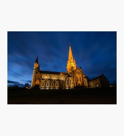 Sacred Heart Cathedral Photographic Print