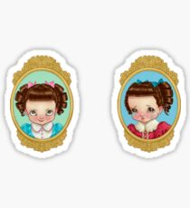 Melanie Martinez - Cry Baby Sticker
