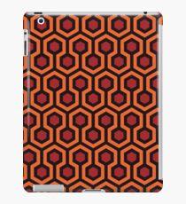 Übersehen Sie Hotel-Teppich iPad-Hülle & Skin
