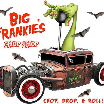 Big Frankie's Chop Shop 2 by hotrodz