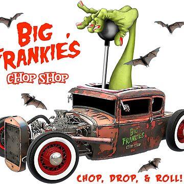 Big Frankie's Chop Shop 2 by hotrodz