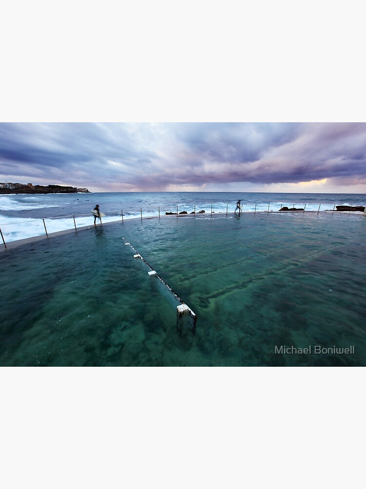 Bronte Beach Baths, Sydney, Australia by Chockstone