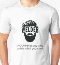 Welder Definition V2 Unisex T-Shirt
