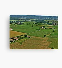 """"""" This Valley is full of History"""" Canvas Print"""