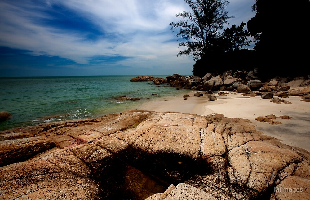 Batu Ferringhi Beach Penang Malaysia by MiImages