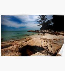 Batu Ferringhi Beach Penang Malaysia Poster