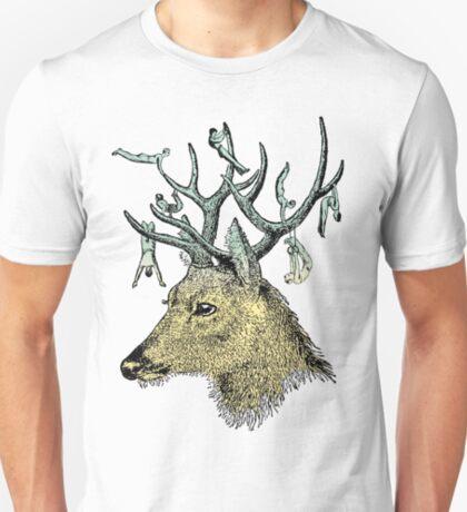 Deer Gymnastics T-Shirt