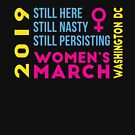 Women's March Washington DC January 2019 by oddduckshirts