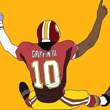 Robert Griffin III Celebration by RatTrapTees
